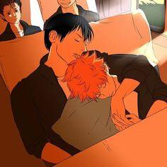 #Anime #Haikyuu #HQ #Kageyama #Tobio #Hinata #Shouyou #Nine #Ten #Kagehina #Love #Yaoi