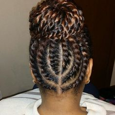 ... on Pinterest Crochet Braids, Goddess Braids and Kinky Twists