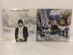 Paul Revere And The Raiders Alias Pink Puzz And Mark Lindsay Silverbird Vinyl Records In 2020 Paul Revere