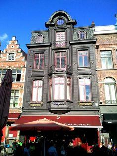Restaurant du Progres, Ghent
