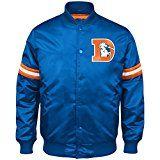 Denver Broncos Satin Jacket