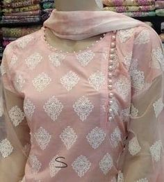 Best 12 Cheap High Fashion Women S Clothing Code: 2968776264 – Page 1829656084349888 Salwar Designs, Salwar Suit Neck Designs, Neck Designs For Suits, Kurta Neck Design, Sleeves Designs For Dresses, Neckline Designs, Dress Neck Designs, Stylish Dress Designs, Kurta Designs Women