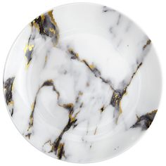 A fun and modern twist on a classic material, this collection is inspired by Italian Carrara Marble, but made of the finest Bone China. Marble-like streaks of blue, green, burgundy or grey with wisps