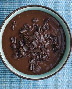 Sydänystävän suklaakiisseli, resepti – Ruoka.fi