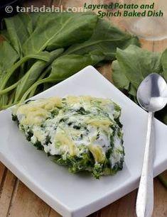 Baked Methi Chaman recipe | Roti Recipes | Subzi Recipes | by Tarla Dalal | Tarladalal.com | #246