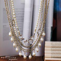 K & R Practical #Pearls Necklace: So versatile, 7 ways to wear it!