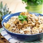 Cauliflower Rice with a Moroccan Flare | by Sonia! The Healthy Foodie