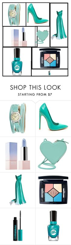 """My Love"" by mycutecolection on Polyvore featuring beauty, TOKYObay, Sephora Collection, Christopher Kane, Monique Lhuillier, Christian Dior, Urban Decay and Sally Hansen"