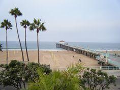 Cruising the Strand along South Bay Beaches: Redondo, Hermosa, Manhattan, El Porto, Playa del Rey, etc.