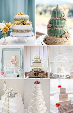 Praise Wedding » Wedding Inspiration and Planning » 41 Beautiful Wedding Cake Designs