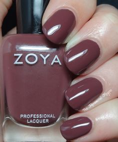 "Zoya - ""Marnie"", Zoya Naturel Deux (2) Collection"