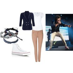 Harry Styles inspired(:, created by kaylee-kimberlin on Polyvore