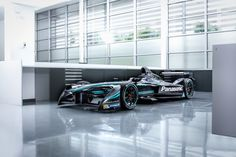 JAGUAR feels prepared to kickstart Formula E journey