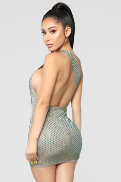 Kylie Jenner Crystal Polka Dot Dress Women One Shoulder Mini Summer Dress Elegant Backless Sexy Party Dresses Vestidos – Women Clothing Online Store Elegant Dresses, Sexy Dresses, Beautiful Dresses, Sexy Party Dress, Hot Dress, Party Dresses, Kylie Jenner Outfits, Rhinestone Dress, Janet Guzman