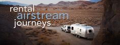 Airstream rental - Airstream2GO