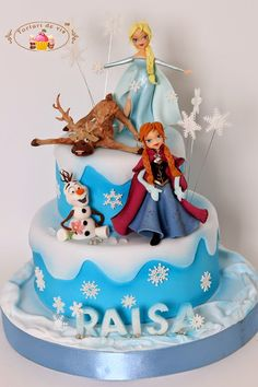 Frozen pentru Raisa