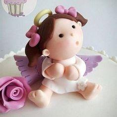 adornos para tortas primera comunion de niña