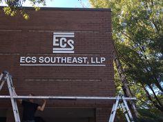 Charleston, SC office sign