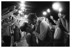 Sparkler exit at its finest! #wedding #sparklers #destinationphotographer