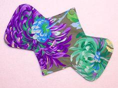 "Ultrathin Waterproof 9.25"" Regular - Large Mums - Reusable Cloth Menstrual Pad (9MUC)"