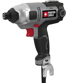 Portable Electric Tools: Porter-Cable PCE201 Impact Driver - Contractor Supply Magazine
