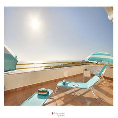 Enjoy the sun with the awesome view of the sea. Enjoying The Sun, Outdoor Furniture, Outdoor Decor, Sun Lounger, Surfing, Villa, Sea, Sunset, Gallery