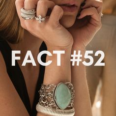 No one will ever know - use fashion pieces?!?  You don't have to own expensive jewelry to be fashionable. Don't be shy when it comes to wearing fake pieces – faux gold, silver or jewels can dress up outfits and no one will have to know that they aren't real! Just make sure you buy the higher quality because cheap jewelry tarnishes pretty quickly. Expensive Jewelry, Cheap Jewelry, Dress Up Outfits, All About Fashion, Things To Come, Facts, Jewels, Pretty, Silver