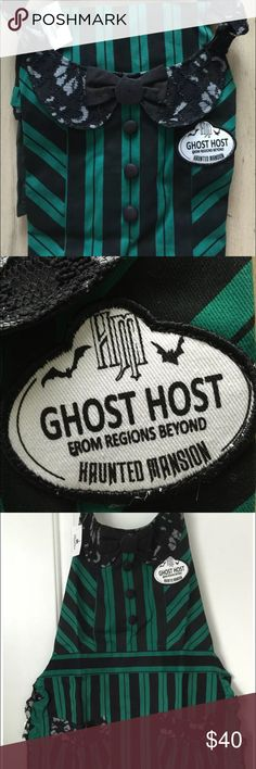 Great 4 Airbnb host Haunted Mansion Hostess Apron Haunted Mansion Hostess Apron Disney Other