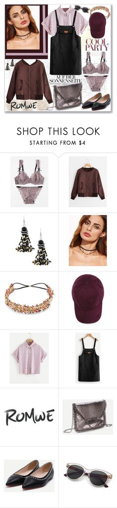 """www.romwe.com-XLIX-10"" by ane-twist ❤ liked on Polyvore featuring romwe"