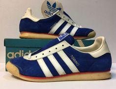 Japanese market Adidas Torino, vintage and v-rare. Vintage Shoes Men, Vintage Sneakers, Retro Sneakers, New Sneakers, Sneakers Fashion, Adidas Sneakers, Retro Shoes, Adidas Retro, Vintage Adidas