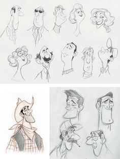 different styles ✤ || CHARACTER DESIGN REFERENCES | キャラクターデザイン • Find more at https://www.facebook.com/CharacterDesignReferences if you're looking for: #lineart #art #character #design #illustration #expressions #best #animation #drawing #archive #library #reference #anatomy #traditional #sketch #development #artist #pose #settei #gestures #how #to #tutorial #comics #conceptart #modelsheet #cartoon #male #man #men #face || ✤