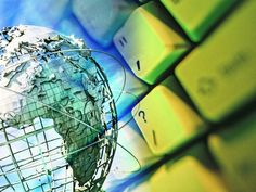Global information technology power point