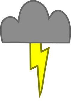 Lightning Bolt's Cutie Mark by Creshosk on DeviantArt Mlp Cutie Marks, Pony Pony, Mlp Base, Equestrian Girls, The Shining, Lightning Bolt, Dog Love, Oc, Fandoms