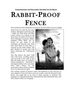 Rabbit-Proof Fence N. - The Curriculum Read more about aboriginal, moore, gracie, neville, daisy and australia. Lesson Planet, Long Way Home, History Activities, Learning Tools, Western Australia, Comprehension, True Stories, Curriculum, The Book