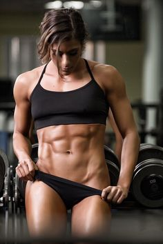Great Abs www.OnlyRippedGirls.com ... - Only Ripped Girls