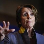 Former House Speaker Nancy Pelosi was in town yesterday to rally women to turnout and vote. She will regain the title of Speaker of the House in 2015.