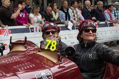 Women at 1000 miglia by Daniele Marzocchi on 500px