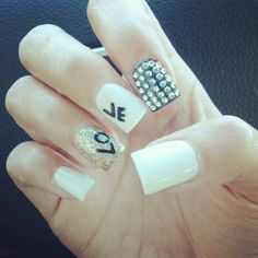 My nails 2013!! I used them at my News Year Party!sweet as a lollipop!!!