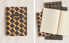 10 Top Fountain Pen Friendly Notebooks   Rhodia Heritage