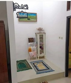 Living Room Design Diy - Home Ideas Home Room Design, Living Room Designs, House Design, Prayer Corner, Islamic Decor, Prayer Room, Home Decor Furniture, Minimalist Home, House Rooms