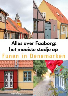 Faaborg: from mooiste stad op Funen to Denemarken – Map of Pleasure You're in the fitting place about Beaute Ideas on a regular basis Right. Beautiful Places In The World, Most Beautiful Cities, Places Around The World, Around The Worlds, Denmark Map, Denmark Travel, Places In Europe, Places To Visit, Scandinavian Countries