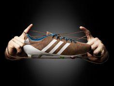adidas launches samba primeknit - the world's first knitted football boot - designboom   architecture & design magazine