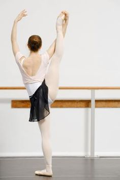 Exercises for Strong Deep Stomach Muscles for Ballet | LIVESTRONG.COM