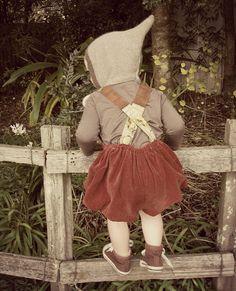 'Heart Felt' woodland pixie hat by Heart felt, via Flickr
