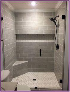 28+ Fresh and Stylish Small Bathroom Remodel Add Storage Ideas - aoneperfume Bad Inspiration, Bathroom Inspiration, Pinterest Bathroom, Douche Design, Bathroom Interior, Bathroom Remodeling, Remodeling Ideas, Dyi Bathroom, Remodel Bathroom