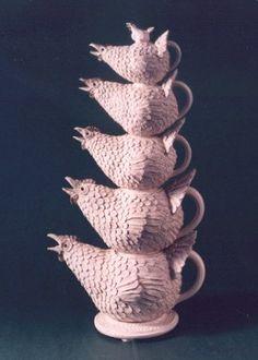 teapots teapots teapots: