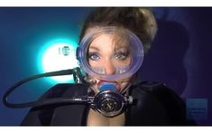 Scuba Girl, Mask Girl, Underwater Photography, Snorkeling, Scuba Diving, Under The Sea, Wetsuit, Surfing, Aqua