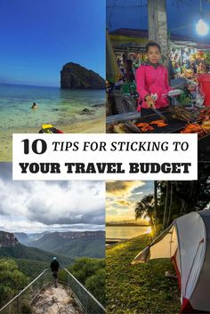 10 best tips for sticking to a travel budget. After many years backpacking around the world, we have put together our 10 best budget tips for travel. Travel Advice, Travel Guides, Travel Tips, Couple Travel, Travel Reviews, Explore Travel, Adventure Travel, Adventure Awaits, Asia Travel