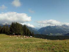 Beauregard La Clusaz Les Alpes  France en Famille