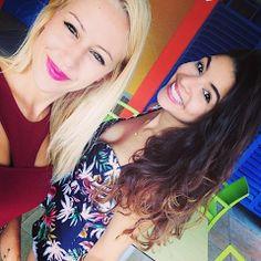 Caroline & Safia